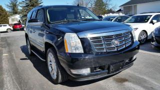 Used 2007 Cadillac Escalade Base for sale in Richmond, ON