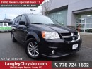 Used 2014 Dodge Grand Caravan SE/SXT for sale in Surrey, BC