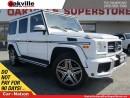 Used 2016 Mercedes-Benz G-Class 63 4MATIC | BRABUS | DESIGNO | NAVIGATION | for sale in Oakville, ON