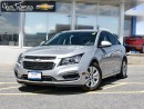 Used 2015 Chevrolet Cruze 1LT for sale in Gloucester, ON