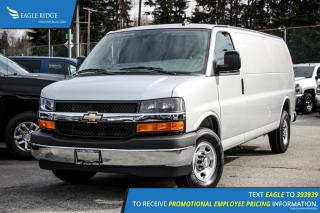 New 2017 Chevrolet Express 3500 1WT Navigation and Backup Camera for sale in Port Coquitlam, BC