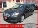 Used 2013 Nissan Sentra S !!!CARPROOF CLEAN NO ACCIDENTS!!! for sale in Toronto, ON