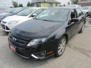 Used 2012 Ford Fusion POWER EQUIPPED SE MODEL 5 PASSENGER 2.5L - DOHC.. POWER SUNROOF.. SYNC TECHNOLOGY.. BLUETOOTH SYSTEM.. for sale in Bradford, ON