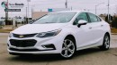 Used 2017 Chevrolet Cruze Premier Auto, X RENTAL, LEATHER, NAV, NO ACCIDENT. for sale in Newmarket, ON