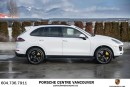 Used 2016 Porsche Cayenne Turbo S w/ Tip for sale in Vancouver, BC