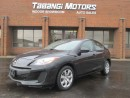 Used 2013 Mazda MAZDA3 GX | POWER GROUP | KEYLESS | for sale in Mississauga, ON