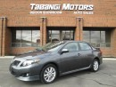 Used 2009 Toyota Corolla S POWER GROUP KEYLESS ALLOYS! for sale in Mississauga, ON