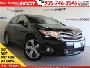 Used 2016 Toyota Venza V6| AWD| TOUCH SCREEN| BACK UP CAMERA| for sale in Burlington, ON