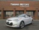 Used 2012 Hyundai Veloster LEATHER | BACK UP CAMERA | BLUETOOTH | for sale in Mississauga, ON
