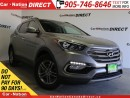 Used 2017 Hyundai Santa Fe Sport 2.4 Luxury| AWD| PANO ROOF| LEATHER| for sale in Burlington, ON