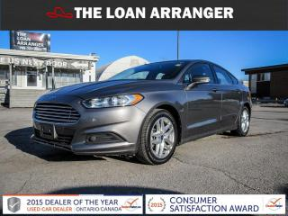 Used 2013 Ford Fusion for sale in Barrie, ON