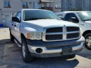 Used 2003 Dodge Ram 1500 Crew Cap/4x4 for sale in Scarborough, ON