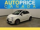 Used 2014 Fiat 500 Sport PANORAMIC ROOF ALLOYS for sale in Mississauga, ON