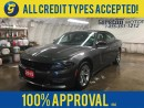 Used 2015 Dodge Charger SXT*Uconnect 8.4-in Touch Screen/SiriusXM/Hands-free/NAVIGATION READY*Remote start system*Hands-free communication with Bluetooth streaming* for sale in Cambridge, ON