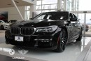 Used 2016 BMW 750i xDrive Executive, Driver Assistance and Rear Entertainment Packages!! for sale in Langley, BC