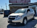 Used 2012 Chevrolet Orlando 1LT for sale in Scarborough, ON