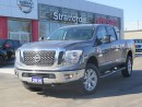 Used 2016 Nissan Titan XD for sale in Stratford, ON