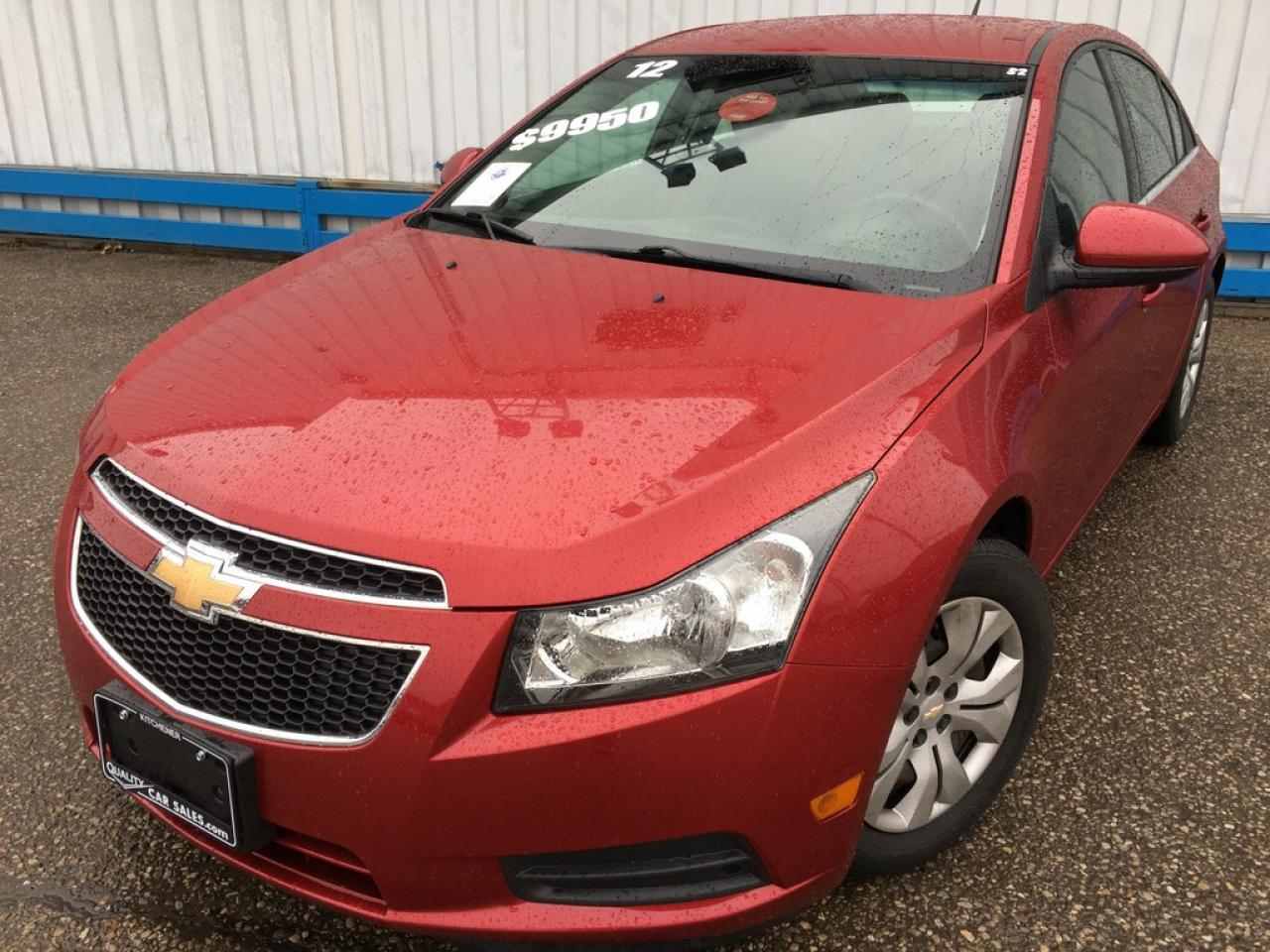 2012 Chevrolet Cruze LT *AUTOMATIC*