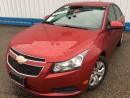 Used 2012 Chevrolet Cruze LT *AUTOMATIC* for sale in Kitchener, ON