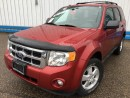Used 2012 Ford Escape XLT *LEATHER-HEATED SEATS* for sale in Kitchener, ON