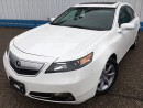 Used 2013 Acura TL Tech Package *NAVIGATION* for sale in Kitchener, ON