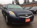 Used 2009 Nissan Altima Low Km 129K Leather Sunroof Push-To-Start for sale in Scarborough, ON
