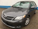 Used 2013 Toyota Corolla CE *SUNROOF-HEATED SEATS* for sale in Kitchener, ON