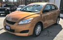 Used 2010 Toyota Matrix COMPACT WITH A DASH OF COOL for sale in Barrie, ON