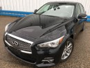 Used 2014 Infiniti Q50 AWD *LEATHER-SUNROOF* for sale in Kitchener, ON