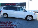Used 2008 Chrysler Town & Country Touring Navigation Camera DVD Certified 2YR Warran for sale in Milton, ON