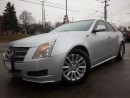 Used 2010 Cadillac CTS 4 for sale in Whitby, ON