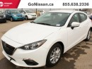 Used 2015 Mazda MAZDA3 GS with extremely low km's!!!! for sale in Edmonton, AB