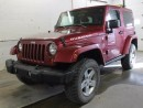 Used 2012 Jeep Wrangler Rubicon 2dr 4x4 for sale in Edmonton, AB