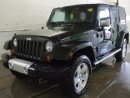 Used 2011 Jeep Wrangler Unlimited Sahara 4X4 for sale in Edmonton, AB