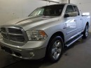 Used 2014 Dodge Ram 1500 SLT 4x4 Quad Cab - HEATED STEERING WHEEL - HEATED FRONT SEATS for sale in Edmonton, AB