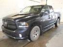 Used 2013 Dodge Ram 1500 Sport 4X4 Quad Cab for sale in Edmonton, AB