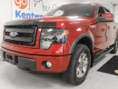 Used 2014 Ford F-150 FX4 6.2L!! rarity 10/10!! WITH heat/cooled front seats, power moonroof, NAV, and luxury bucket seats! What a truck! for sale in Edmonton, AB