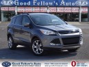 Used 2014 Ford Escape SE, LEATHER, SUNROOF, NAVI, CAM, 1.6 ECOBOOST for sale in North York, ON