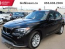Used 2015 BMW X1 xDrive28i for sale in Edmonton, AB