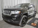 Used 2013 Jeep Grand Cherokee Overland for sale in Red Deer, AB