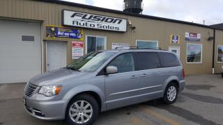 Used 2015 Chrysler Town & Country TOURING-BACK UP CAMERA-PWR LIFTGATE & DOORS-STO for sale in Tilbury, ON