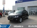Used 2016 Audi Q5 2.0T quattro Komfort for sale in Edmonton, AB