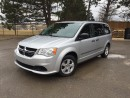 Used 2011 Dodge Grand Caravan SE - REAR STOW N'GO - ALLOYS for sale in Aurora, ON