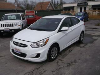Used 2017 Hyundai Accent SE for sale in Sutton West, ON