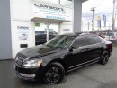 Used 2012 Volkswagen Passat 2.5L Highline, Nav, Sunroof, Blacked Out for sale in Langley, BC