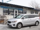 Used 2016 Kia Sedona LX+ for sale in Halifax, NS