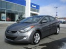 Used 2012 Hyundai Elantra GLS with Sunroof Alloys heated seats front and rear for sale in Halifax, NS