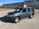 Used 2005 Nissan Pathfinder Automatic, 4x4, Low Km, 7 passenger, Sunroof, Cert for sale in North York, ON