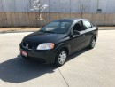 Used 2009 Pontiac Wave Automatic,low km, 4Doors, Certified, 3 years warra for sale in North York, ON