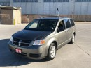 Used 2010 Dodge Grand Caravan SXT, Stow & Go, 7 passenger, Automatic, certified, for sale in North York, ON
